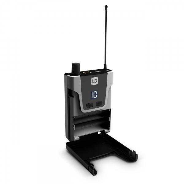 Sistem in Ear Monitoring cu casti LD Systems U304.7 IEM HP 12