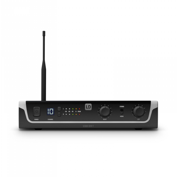 Sistem in Ear Monitoring cu casti LD Systems U304.7 IEM 3