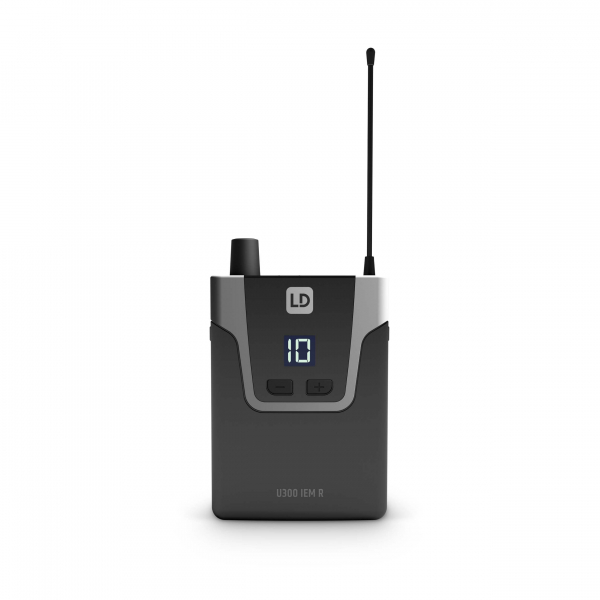 Sistem in Ear Monitoring cu casti LD Systems U305 IEM [7]