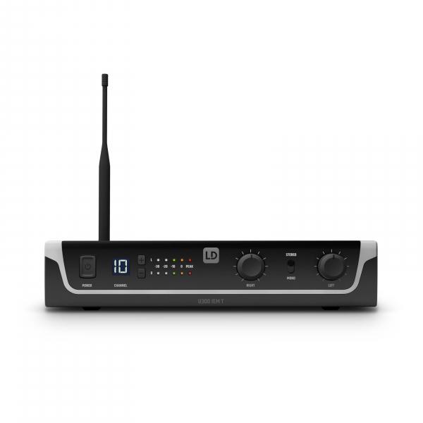 Sistem in Ear Monitoring cu casti LD Systems U306 IEM HP 4