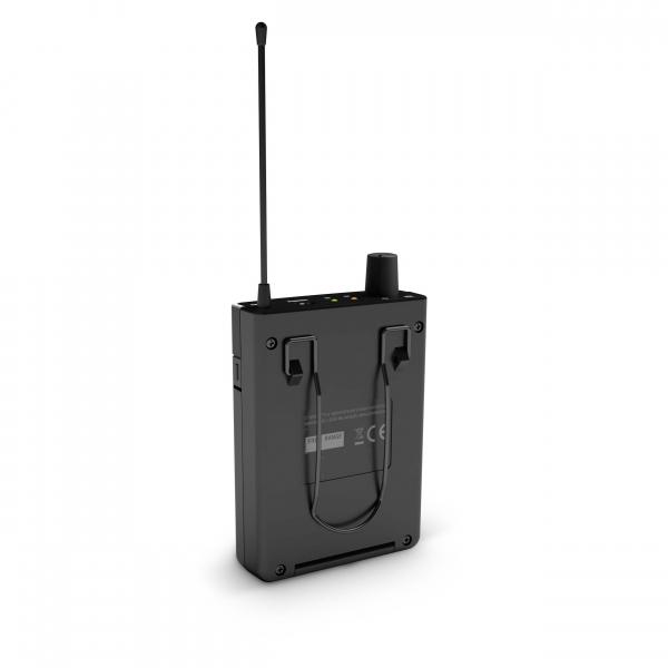 Sistem in Ear Monitoring cu casti LD Systems U306 IEM HP 7