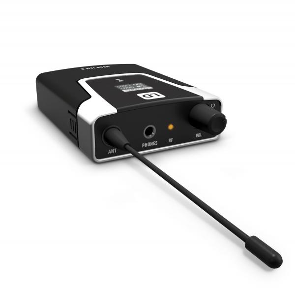 Sistem in Ear Monitoring cu casti LD Systems U505 IEM HP 12