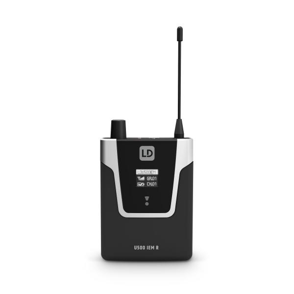 Sistem in Ear Monitoring cu casti LD Systems U505 IEM HP 7