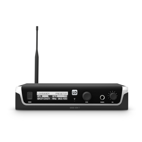 Sistem in Ear monitoring LD Systems U506 IEM 3