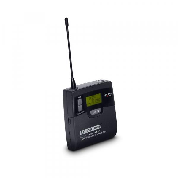 Transmițător In Ear pentru sistemul microfon Wireless LD Systems WIN 42 BP B 5 [0]