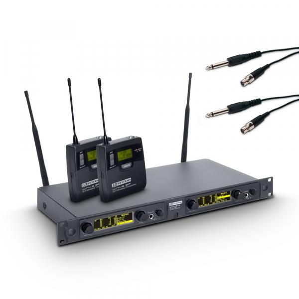 Sistem microfon Wireless LD Systems WIN 42 BPG 2 B 5 0