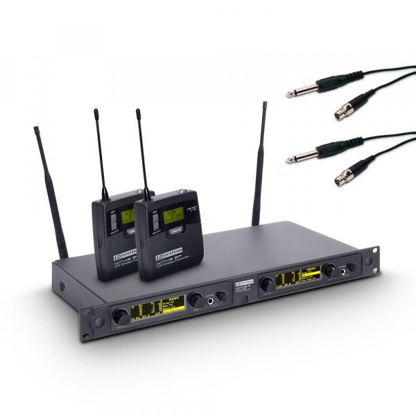 Sistem microfon Wireless LD Systems WIN 42 BPG 2 0