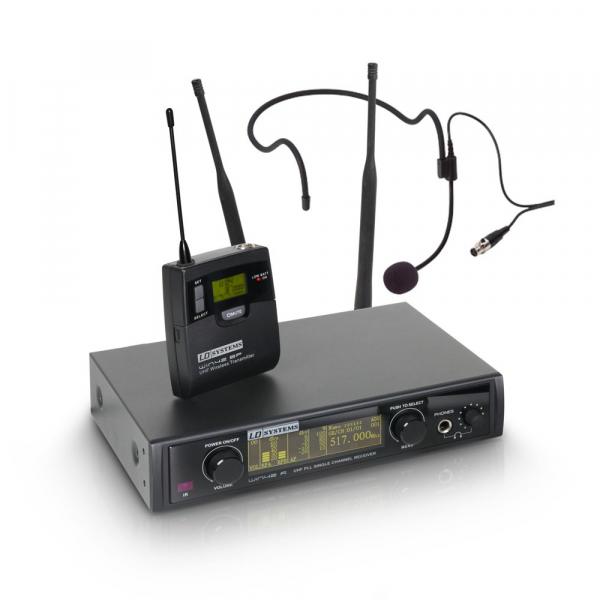 Sistem microfon Wireless LD Systems WIN 42 BPH B 5 [0]