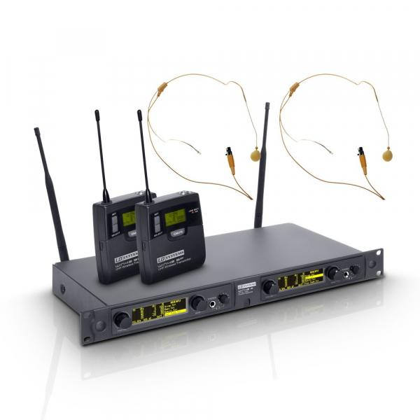 Sistem microfon Wireless LD Systems WIN 42 BPHH 2 0