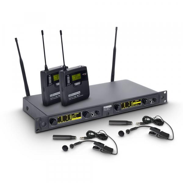 Sistem microfon Wireless LD Systems WIN 42 BPW 2 [0]