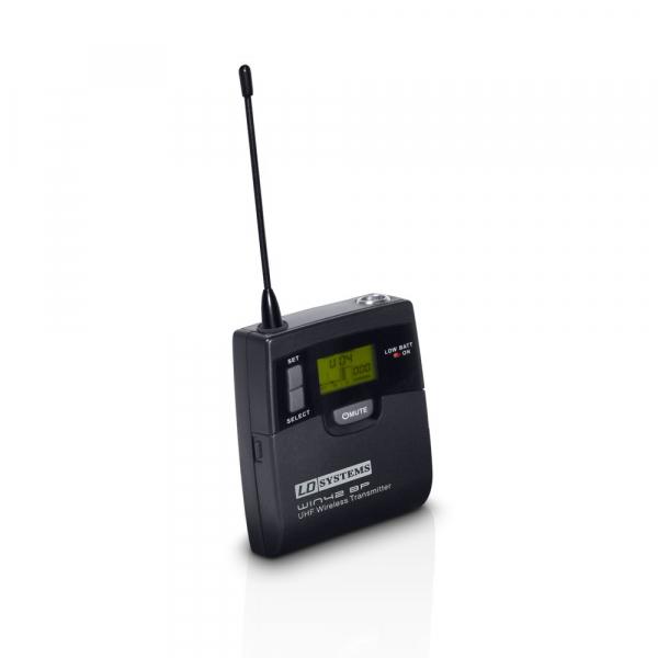 Transmițător In Ear pentru sistemul microfon Wireless LD Systems  LD WIN 42 BP 0