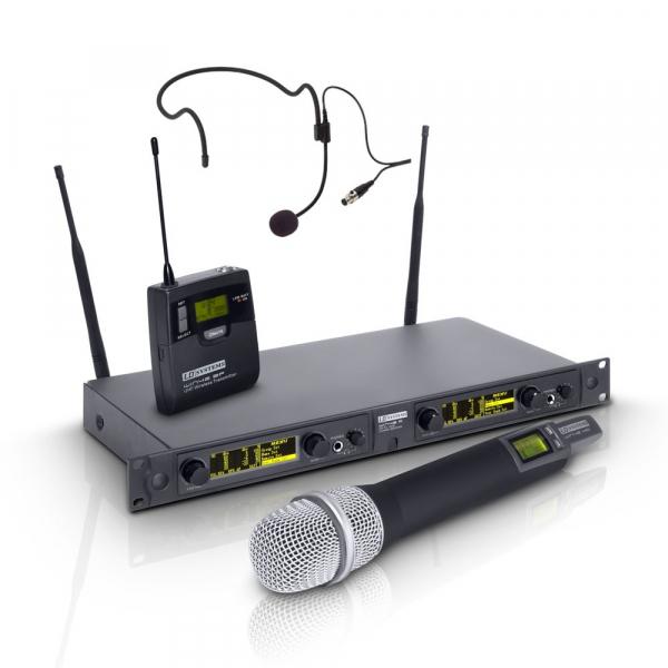 Sistem microfon Wireless LD Systems WIN 42 HBH2 [0]