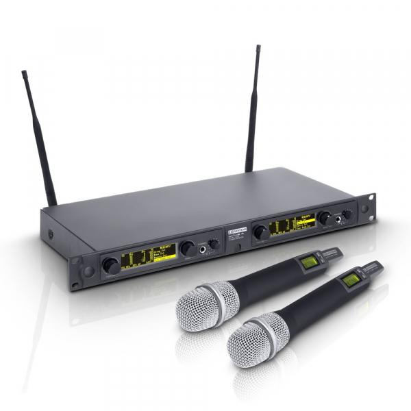 Sistem microfon Wireless LD Systems WIN 42 HHC 2 0