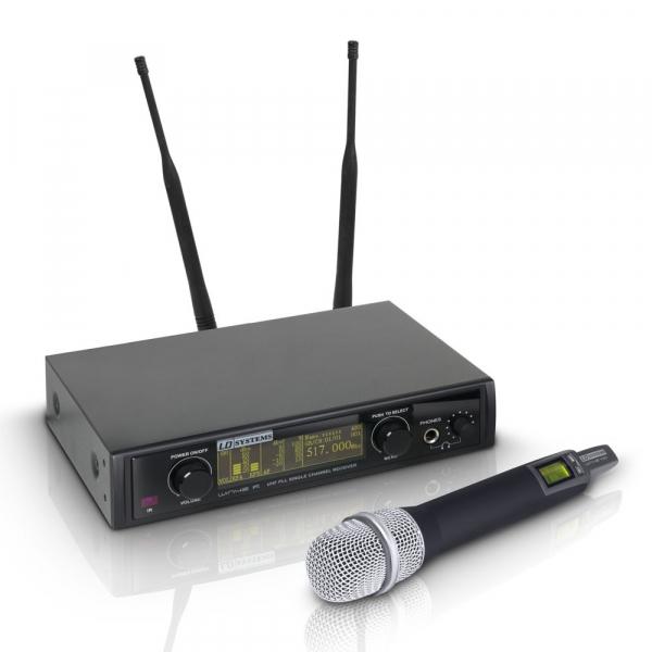 Sistem microfon Wireless LD Systems WIN 42 HHC B 5 [0]