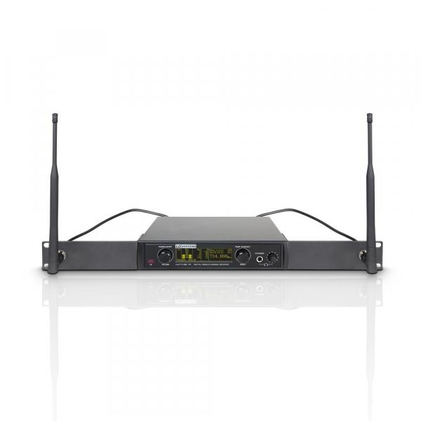 Sistem microfon Wireless LD Systems WIN 42 HHC [4]