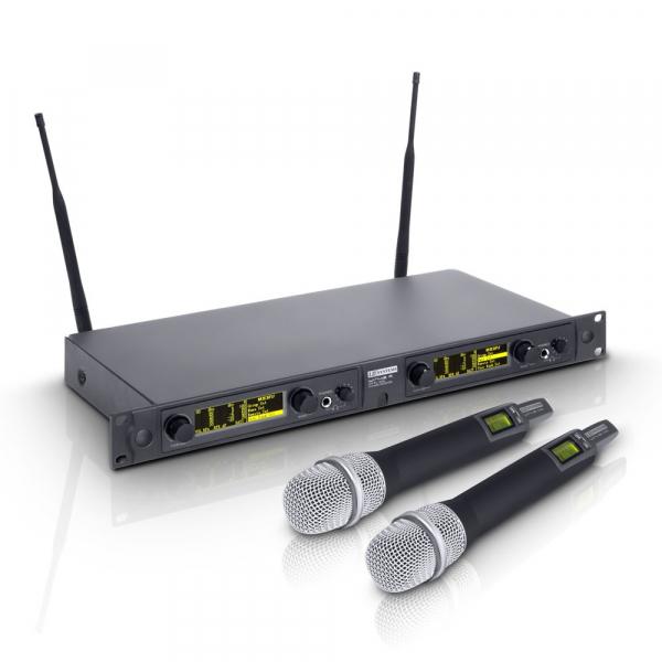 Sistem microfon Wireless LD Systems WIN 42 HHD 2 B 5 [0]