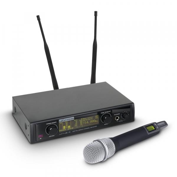 Sistem microfon Wireless LD Systems WIN 42 HHD 0