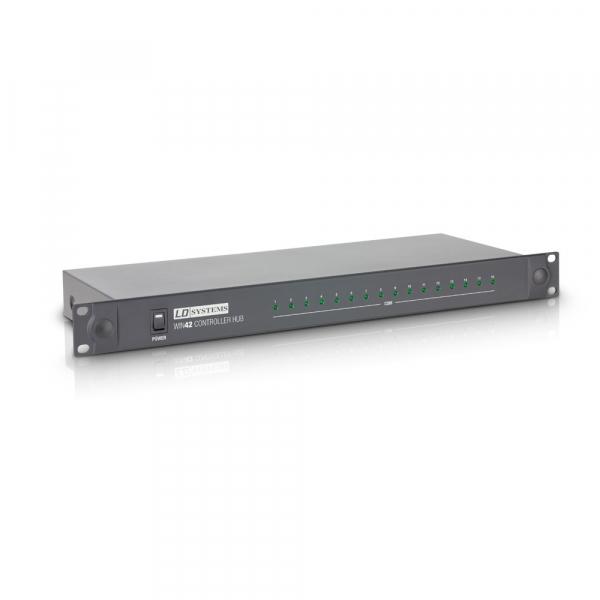 Controler Hub pentru Sisteme microfoane Wireless LD Systems  WIN 42 HUB [0]