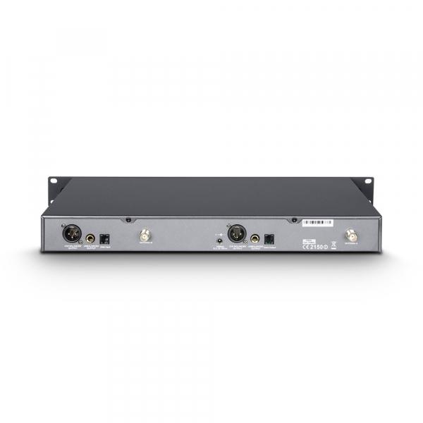 Receptor Dual Wireless LD Systems WIN 42 R 2 B 5 1