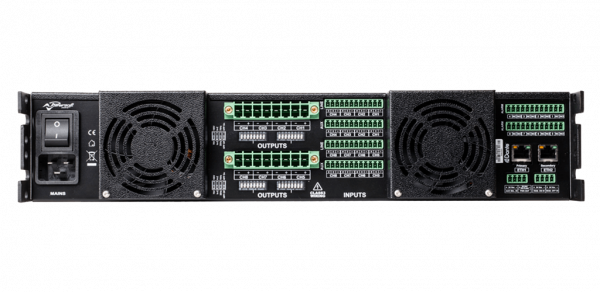 Amplificator PowerSoft Ottocanali 12K4 DSP+D 1