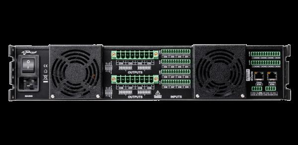 Amplificator PowerSoft Ottocanali 4K4 DSP+D 1