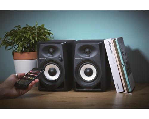 PIONEER DJ DM-40BT Monitor de Studio activ de 4 Inchi Cu Bluetooth 3