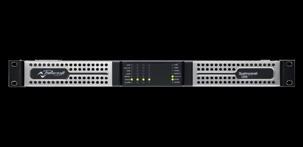 Amplificator Powersoft Quattrocanali 1204 DSP+DANTE 0