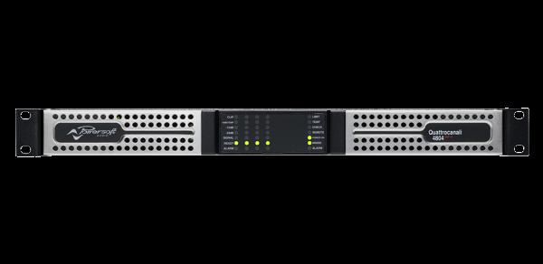 Amplificator Powersoft Quattrocanali 4804 DSP+DANTE 0