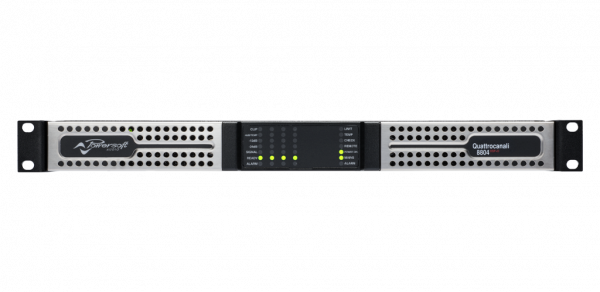 Amplificator Powersoft Quattrocanali 8804 DSP+D 0