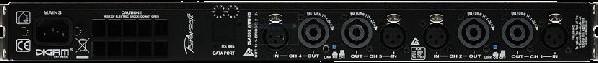 Amplificator PowerSoft M50Q 1