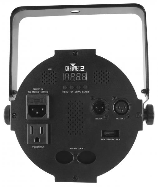 Chauvet SlimPAR Q6 USB 3