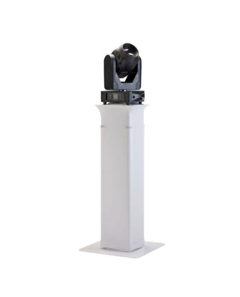 Totem telescopic reglabil 1m-1,8m TOTEL WHITE 3