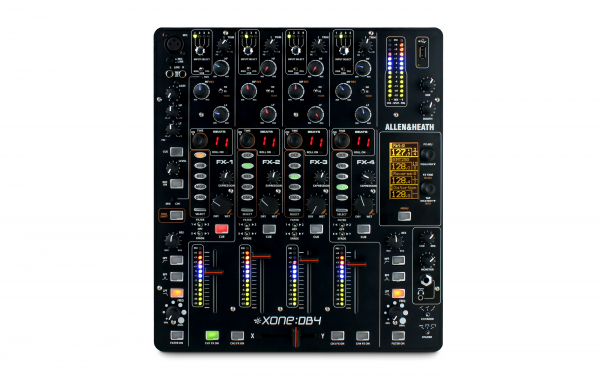MIxer Allen & Heath DB4 0
