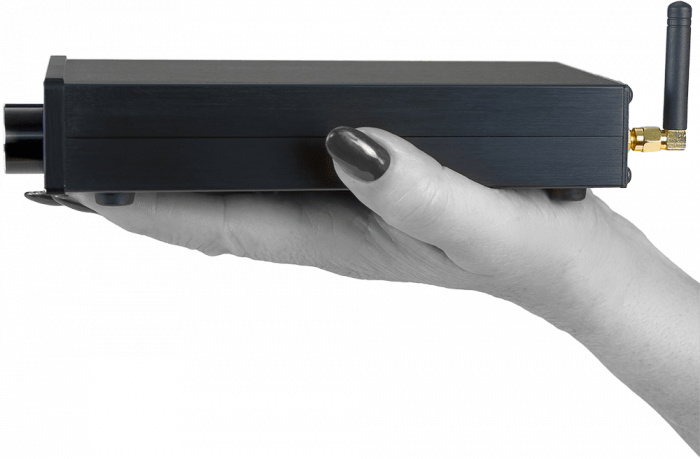 A200 Amplificator stereo 2x100W clasa D cu Bluetooth 3
