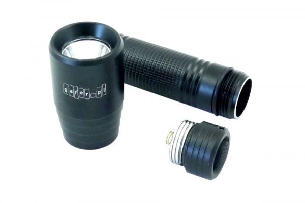 Lanterna Gafer 2-Cell AA LED Flashlight 2
