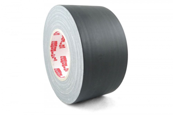 Tesa Band Gafer MAX Matt black fabric gaffer tape 4