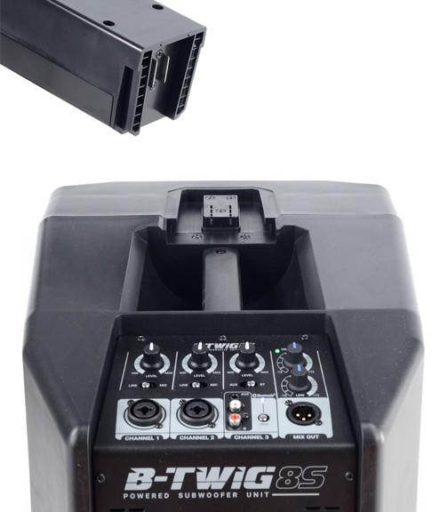 ANT Column Systems B-TWIG 8 6