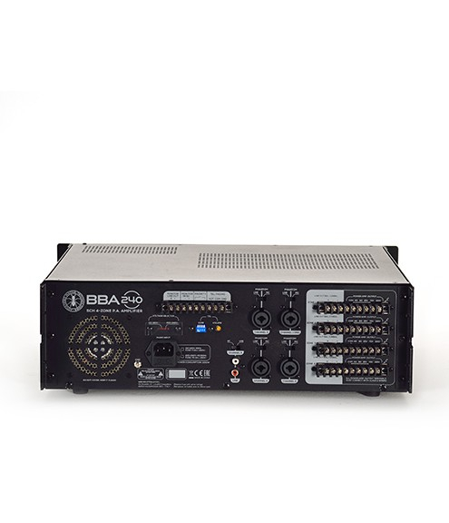 Amplificator Multi Zone Control ANT Intomusic BBA 240 1