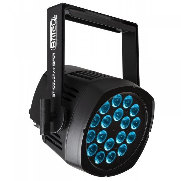 Par LED proiector Briteq BT-COLORAY 18FCR 7