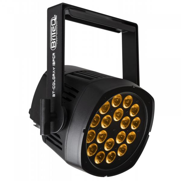 Par LED proiector Briteq BT-COLORAY 18FCR 9