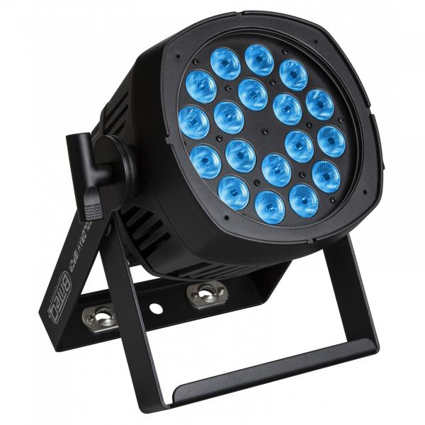 Par LED proiector Briteq BT-COLORAY 18FCR 11