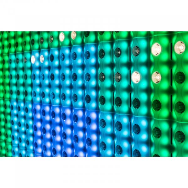 Efect LED Wall Briteq BT-GLOWPANEL BLACK 16