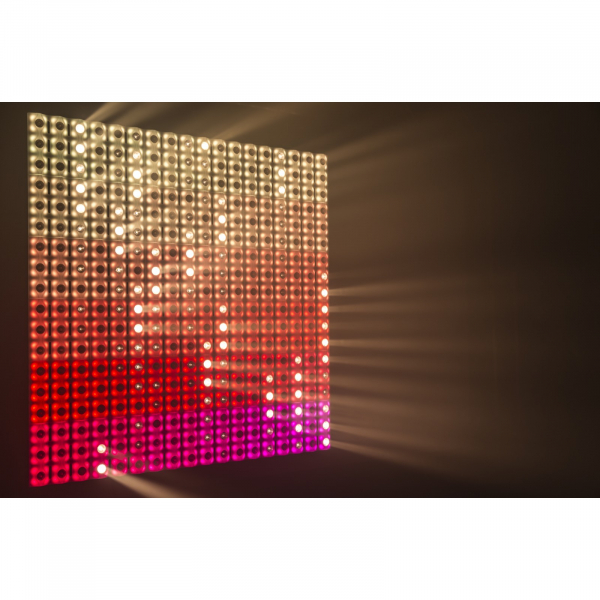 Efect LED Wall Briteq BT-GLOWPANEL BLACK 10