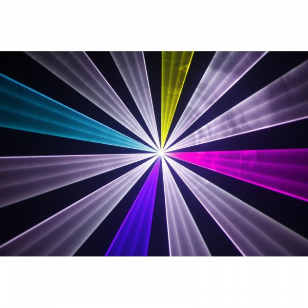 Laser RGB briteq BT-LASER2000 RGB 4