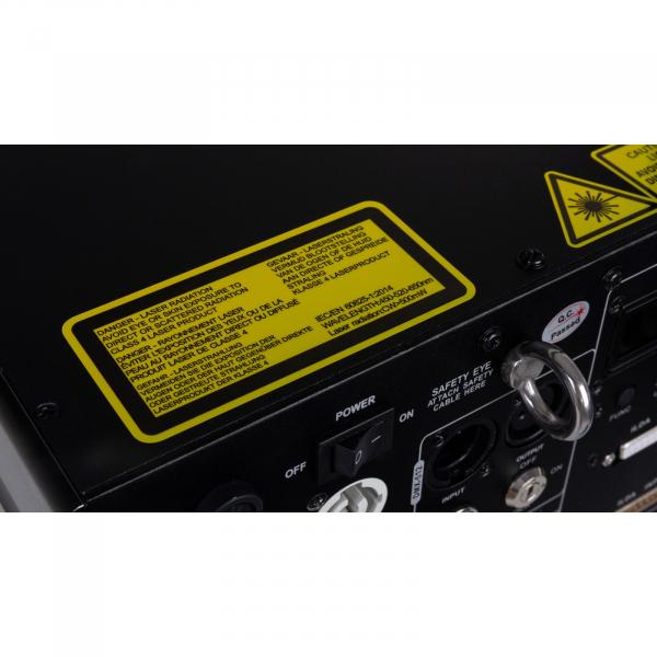 Laser RGB briteq BT-LASER2000 RGB 3