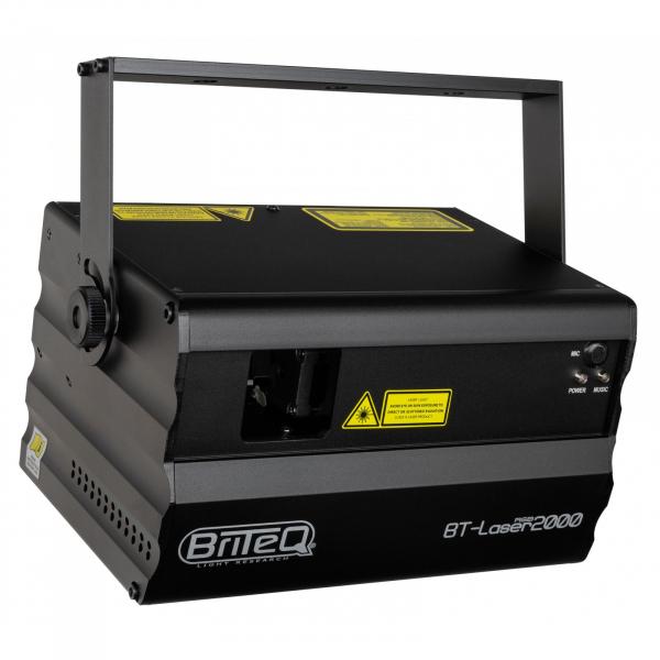 Laser RGB briteq BT-LASER2000 RGB 0