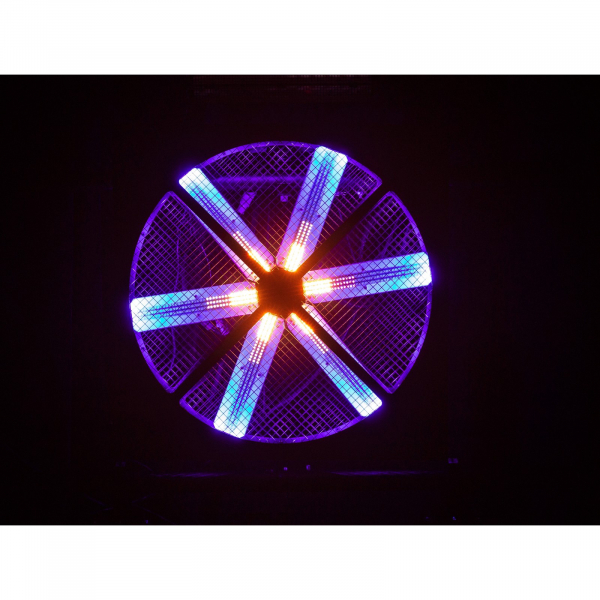 Ventilator cu LED Briteq BT-LEDROTOR [1]