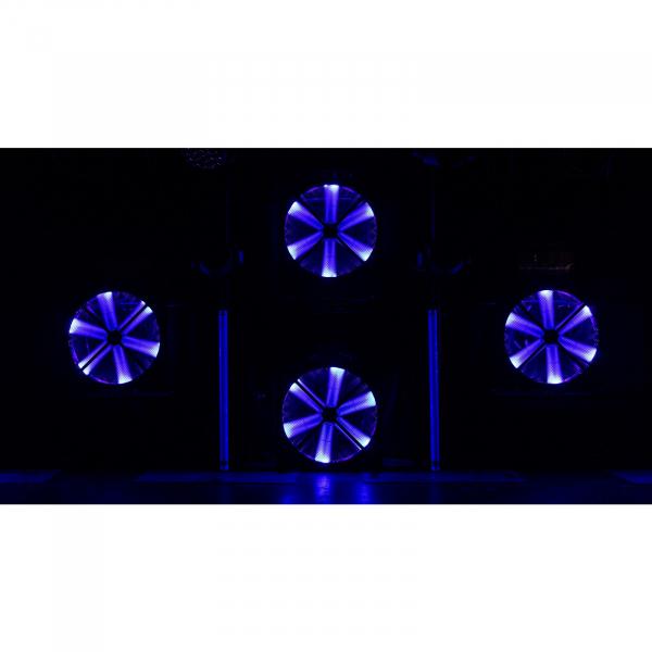 Ventilator cu LED Briteq BT-LEDROTOR [4]