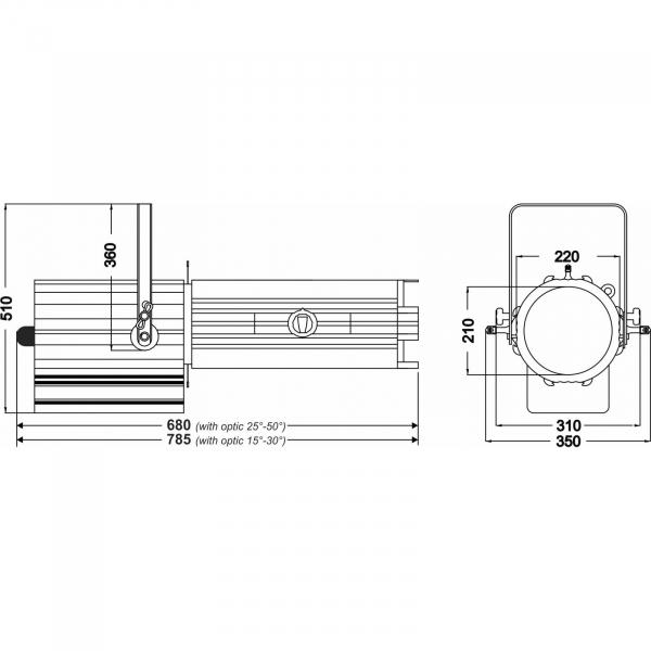 Profil Briteq BT-PROFILE160LED ENGINE [7]