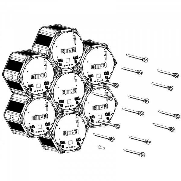 Adaptor Briteq pentru BT-RETRO coupling adapter [2]
